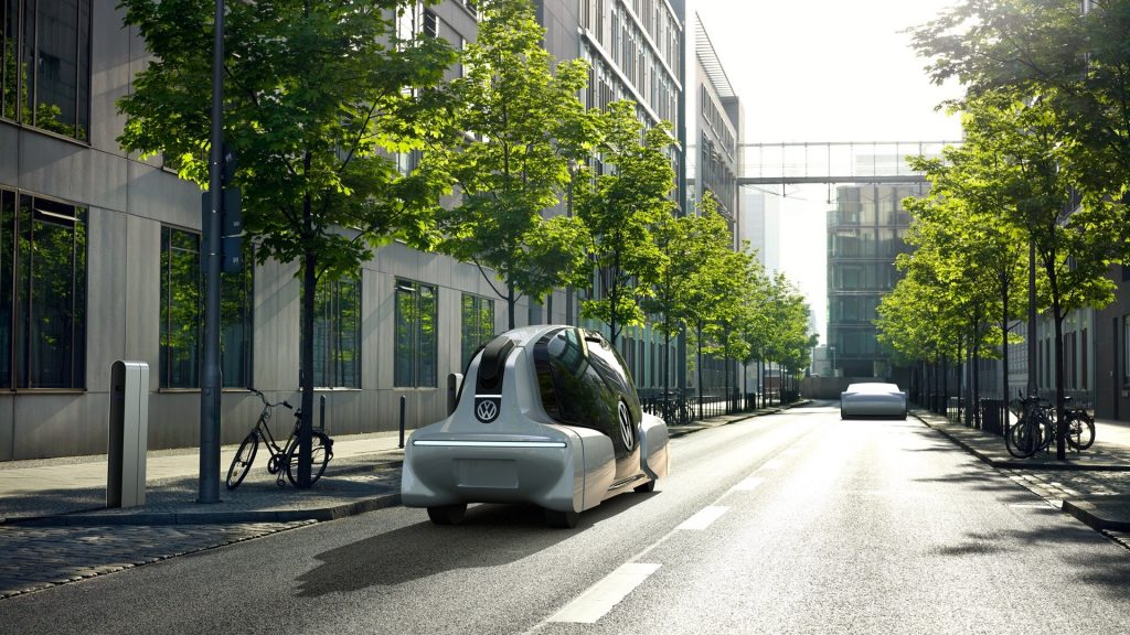 Mobilité IOTA VW